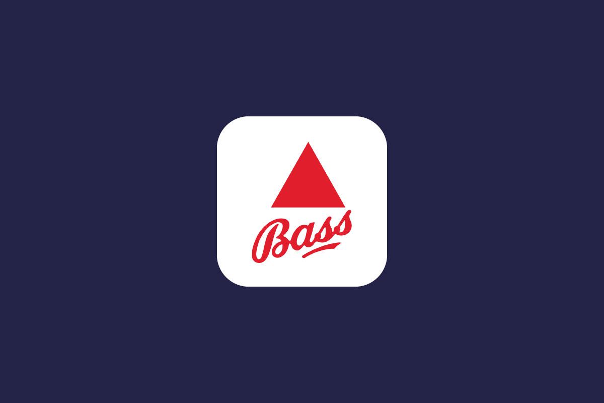 Primo marchio registrato logo Bass